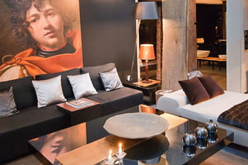 Un loft chic et intemporel en plein Paris