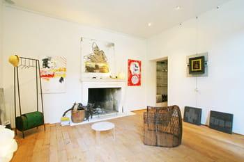 Une maison d'art en Arles