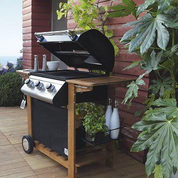barbecue gaz a leroy merlin