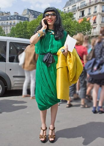 Les street looks de la fashion week haute couture