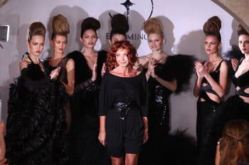 Défilé couture Eva Minge : des coulisses au podium