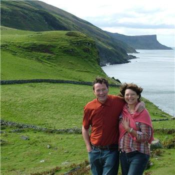 magnifiques paysages d'irlande...