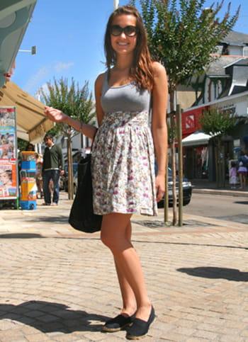 Les looks d'été dans les rues de la Baule