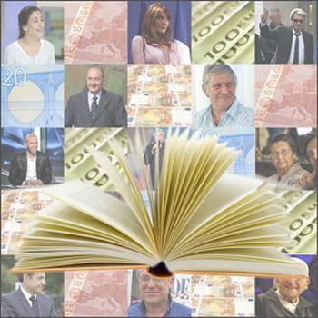 Ces célébrités qui font vendre des livres