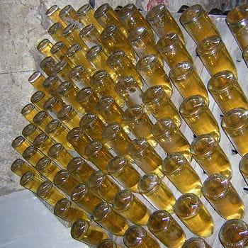 de l'or en bulle à reims en champagne