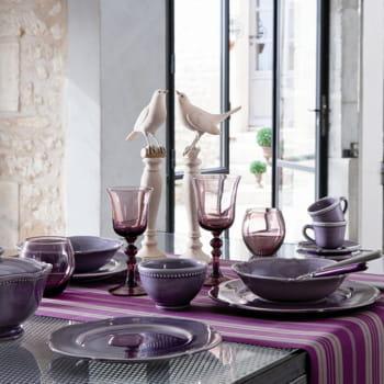 Douce figue art de la table ma vaisselle pour tous les jours journal de - Vaisselle genevieve lethu ...
