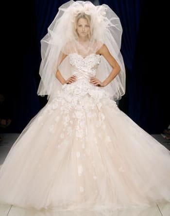 Les robes de mariée de luxe