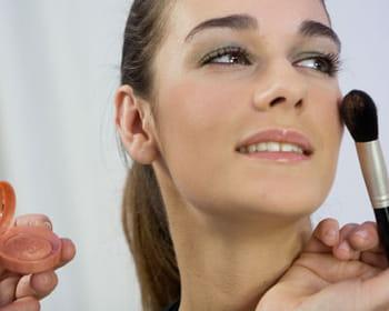 Leçon de maquillage express