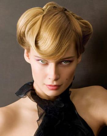 15 coiffures de soirée