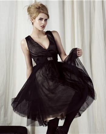 La petite robe noire : basique so chic !
