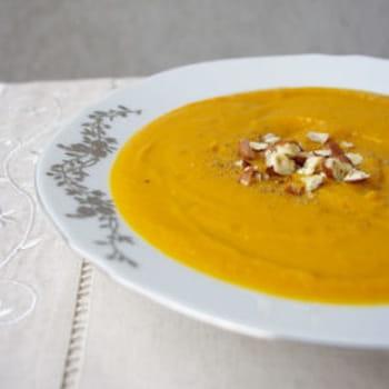 25 recettes de soupes express