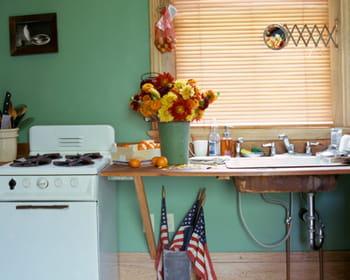 Cuisiniste tous les articles le journal des femmes - Comment amenager petite cuisine ...