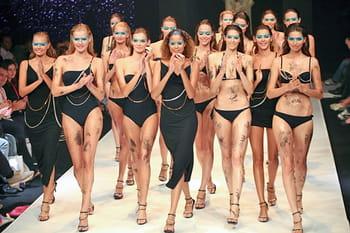 Maillots de bain : les tendances pour l'été 2011