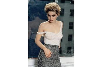 Tous les looks de Madonna mauvais
