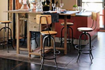 Des chaises tendance pour habiller ma table