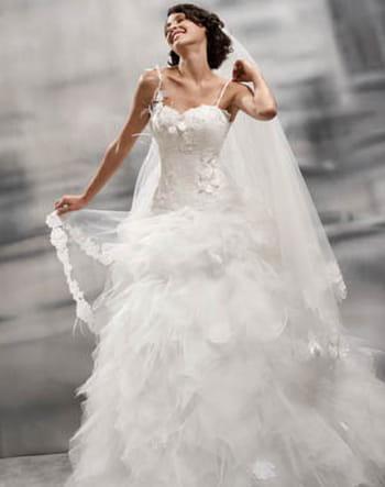 50 robes de mariée pour trouver la vôtre