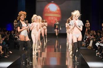 Les tendances lingerie pour l'automne/hiver 2011-2012