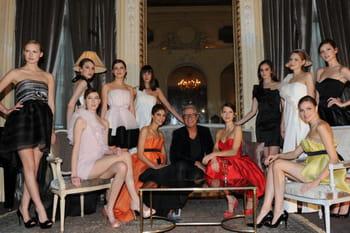 """Paule Ka dévoile sa collection """"Black Carpet 2011"""""""