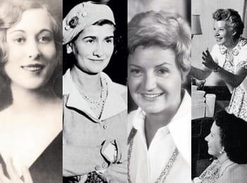 Huit femmes d'affaires mythiques