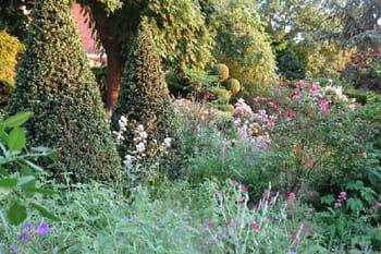 L'élégant jardin de Jacky