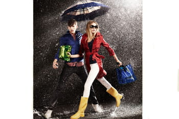 Burberry lance sa collection capsule Burberry April Showers 2011