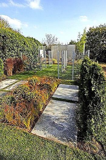 Urban Graphic, un jardin très contemporain