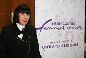 """Chantal Thomass:""""Oser, c'est aller au bout de ses envies et faire ce que l'on aime avec passion"""""""