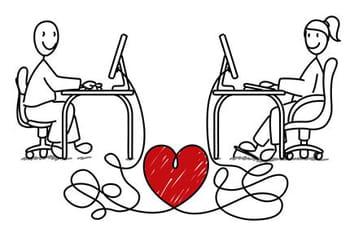 Trouver l'amour sur Internet : est-ce possible ?