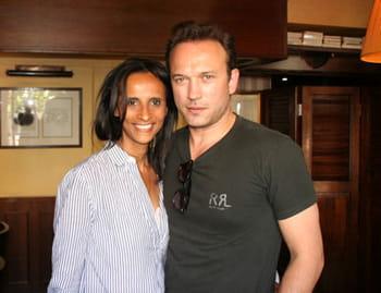 """Vincent et Karine Perez (Acteuretréalisatrice):""""Nous avons vécu des moments merveilleux sur ce tournage"""""""