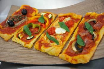 Pizza 4 saveurs