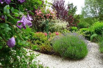 Un jardin aux mille et une senteurs