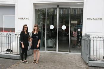 Les gagnantes du jeu concours haute couture Frank Sorbier