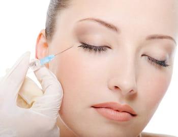 Le botox®, des injections pour traiter les rides
