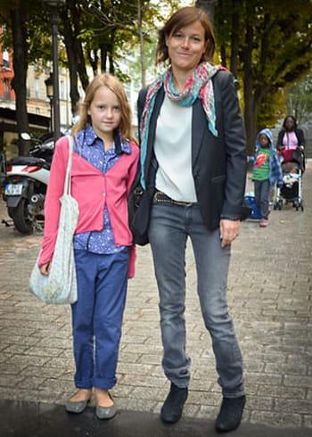 Rentrée 2011 : street looks mère-fille