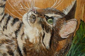 Les animaux en peinture et en dessin