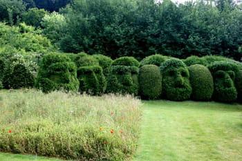 Sagesse et déraison aux jardins de Séricourt