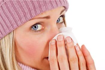 Comment soigner un rhume tout seul ?