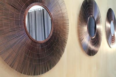 miroir sol caravane le laiton comment l 39 aime t on. Black Bedroom Furniture Sets. Home Design Ideas