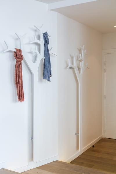 Un porte manteau fait maison rangement 10 id es pour le r inventer jour - Porte photo fait maison ...