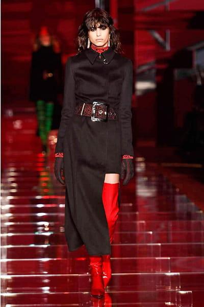 Versace - Automne-Hiver 2015-2016