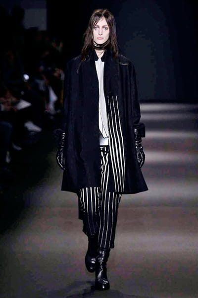 Ann Demeulemeester - Automne-Hiver 2015-2016