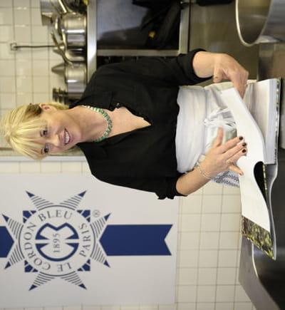 annabel langbein a appris à cuisiner en autodidate.