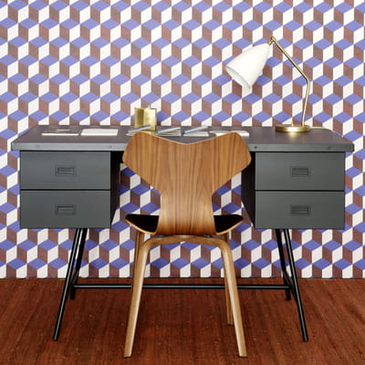le bureau l50 de laurette 13 bureaux en bois pour une rentr e studieuse journal des femmes. Black Bedroom Furniture Sets. Home Design Ideas
