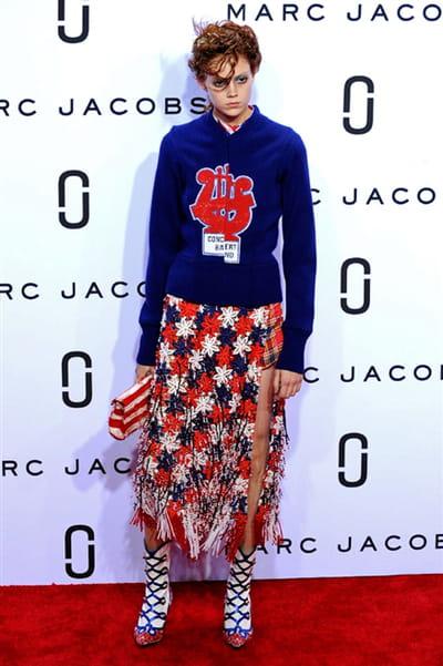 Marc Jacobs - Printemps-été 2016