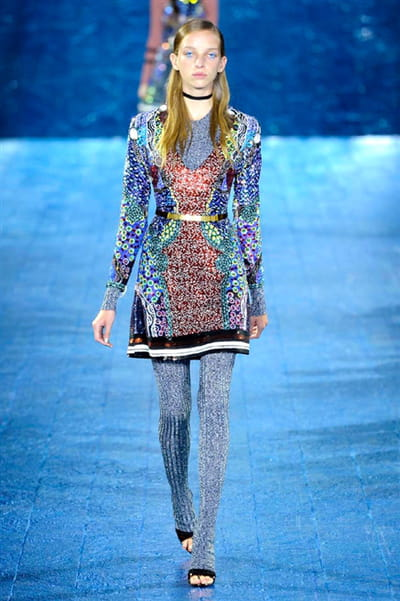 Mary Katrantzou - Printemps-été 2016