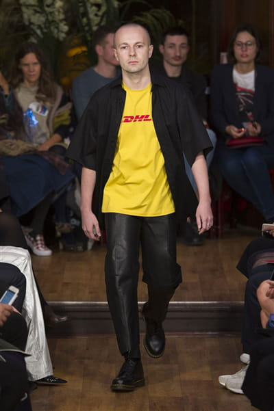 Vetements - Printemps-été 2016