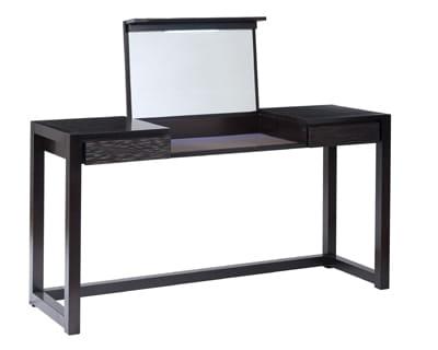 coiffeuse nairobi de roche bobois une coiffeuse pour ma. Black Bedroom Furniture Sets. Home Design Ideas