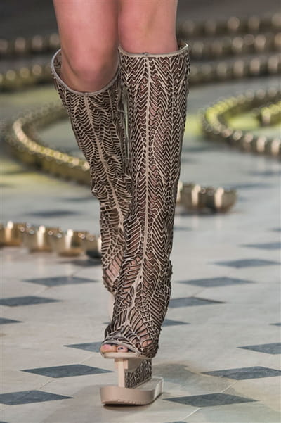 Iris Van Herpen (Close Up) - photo 3