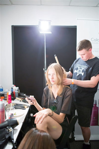 Prabal Gurung (Backstage) - photo 3
