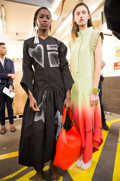 J.w.anderson (Backstage) - photo 2